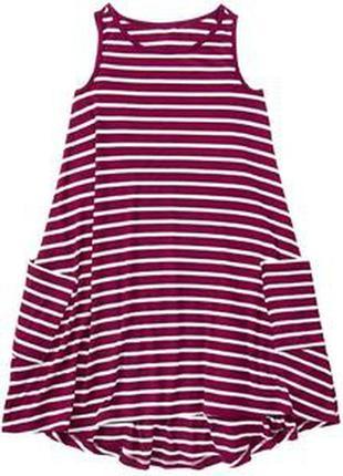 Летнее платье для девочки crazy8