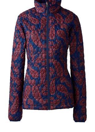 Куртка на весну landsend на утеплителе primaloft,размер амер x...