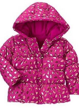 Новая курточка фирмы  crazy8, размер 4т