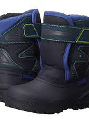 Новые сапоги tundra boots kids oregon, 5 размер (13 см)