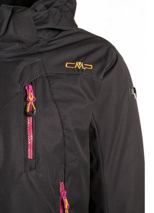 Горнолыжная куртка итальянского бренда cmp (campagnolo) мембра...