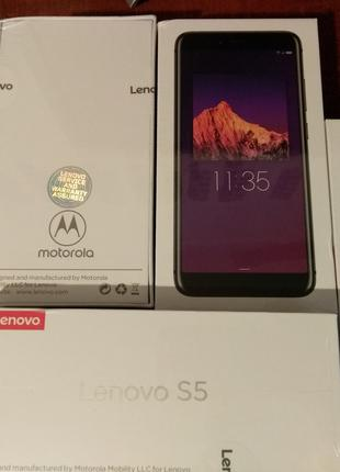Гарантия! Lenovo S5 K520 4+64GB Международная (глобальная) версия