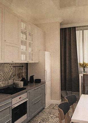 2-комнатная квартира с видом на море.