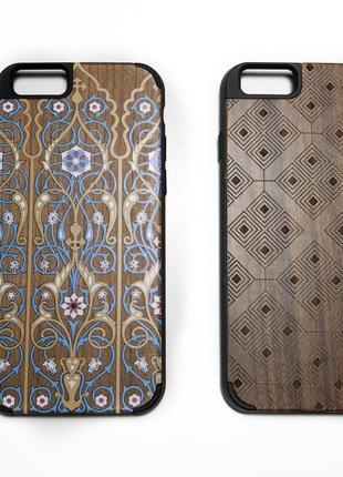 Чехол для Apple iPhone 6, iPhone 6s Дерево + доставка УкрПочтой