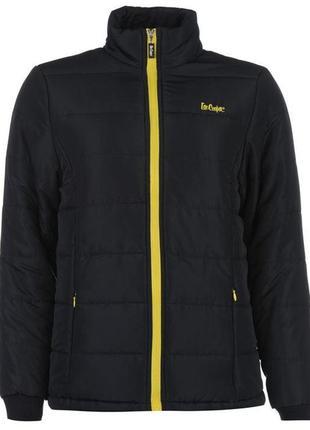 Новая демисезонная куртка lee cooper.