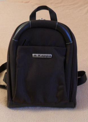 Женский, городской, коричневый рюкзак kappa