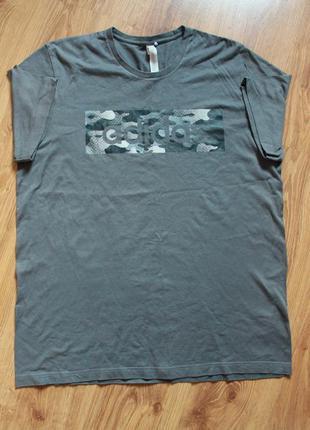 Стильная футболка с большим лого новые свежие коллекции mimeti...