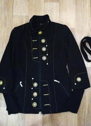 Демисезонное пальто!