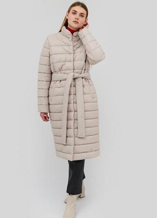 Актуальный водонепроницаемый пуховик пальто