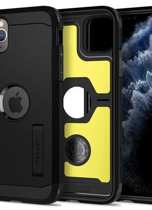 """Чехол Spigen Tough Armor """"XP"""" для iPhone 11 Pro  Black"""