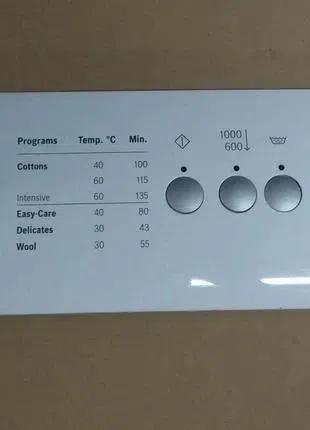 Панель управления для стиральной машины Bosch 9000165924