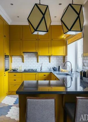 Стильные кухни на заказ, кухонная мебель в г. Днепр