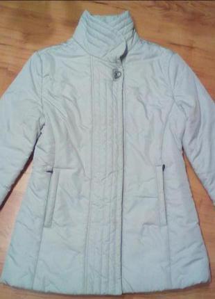 Классная демисезонная женская курточка м-л