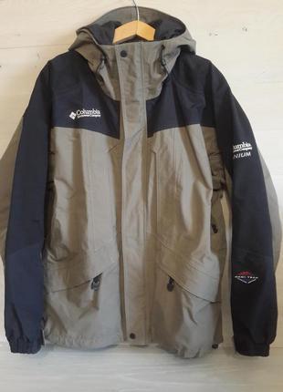 Мужская куртка columbia titanium