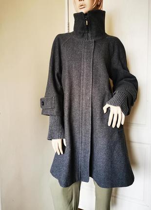 Max mara weekend шерстяное пальто