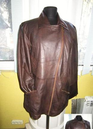 Стильная женская  куртка - «косуха» maddox- womens wear. кожа....