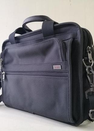 Tumi мужская сумка. оригинал
