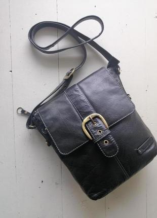 Young spirit кожаная сумка, планшетка