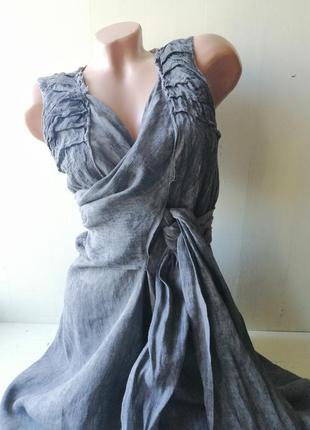 Crea concept льняное платье