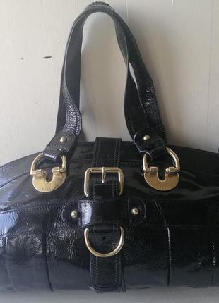 Bally большая кожаная сумка