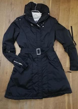 Marithe francois girbaud демисезонная куртка