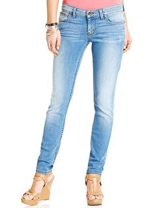 Guess power skinny ultra low джинсы скинни