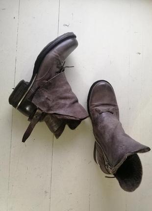 Airstep кожаные ботинки