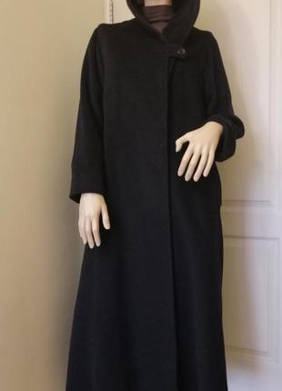 Ginzia rocca шерстяное пальто