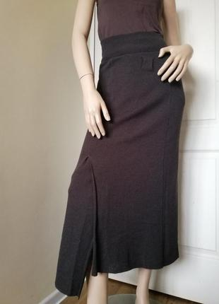 Crea concept шерстяная юбка