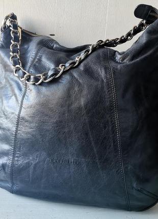 Coccinelle большая кожаная сумка.