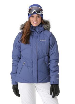 Зимний пуховик columbia lay 'd' down™ jacket с технологией omn...