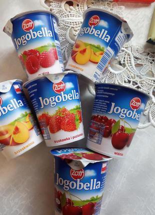 Йогурт jogobella 150g