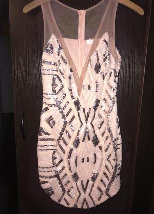 Винтажное  платье в ретро стиле