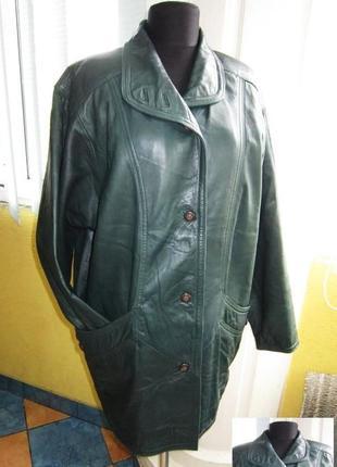 Стильная женская кожаная куртка kimpex international. германия...