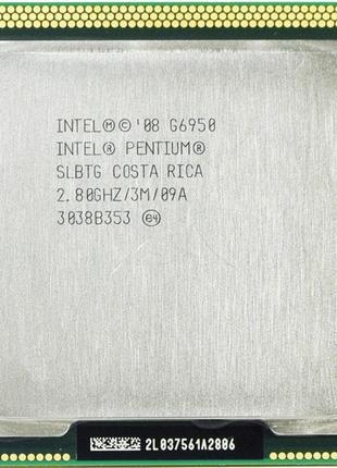 Процессор Intel Pentium Dual Core G6950 2.8GHz/3MB/1066MHz OEM