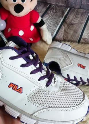 Кроссовки для бега, спорта fila. оригинал.