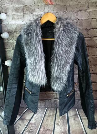 Куртка пиджак zebra.