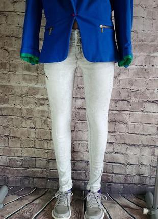 Рваные джинсы скинни tally-weijl