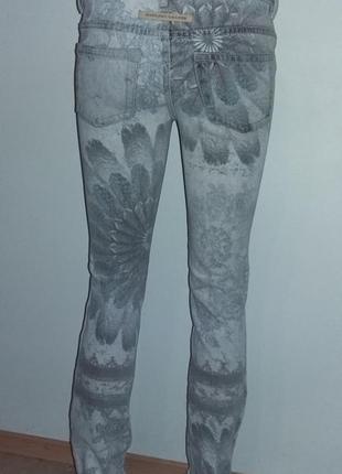 Джинсы jeans paul gaultier, 25 оригинал