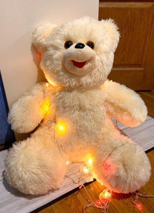 СКОРО 14 ФЕВРАЛЯ !Большой Плюшевый Медведь+Подарок!