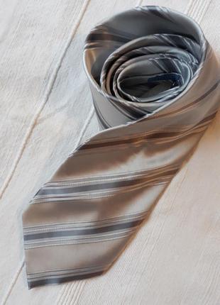 Hermes люкс бренд оригинал дизайнерский#шелковый галстук#крава...