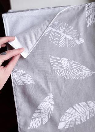 Непромокаемая многоразовая пеленка 60*80 см