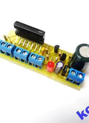 Усилитель 2х40 Вт (TDA8560Q/ TDA8563Q)