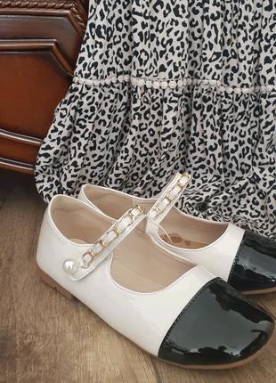 Модні туфельки Chanel