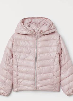 Весняна куртка H&M 110, 128, 134см.