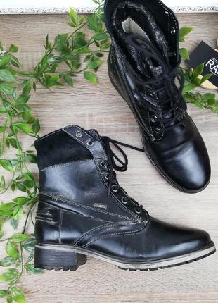🌿39🌿европа🇪🇺 landrover. gore-tex. кожа. классные ботинки