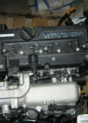 Б/у Двигатель в сборе Hyundai Getz 1.6 G4ED