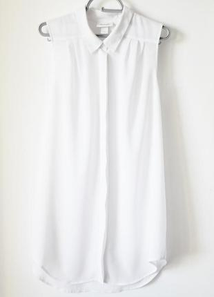 Удлиненная майка рубашка от monki