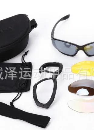 Спортивные очки со сменными линзами Daisy C4 0180