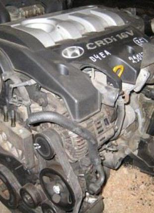 Б/у Двигатель в сборе Kia Sportage 2.0 D4EA